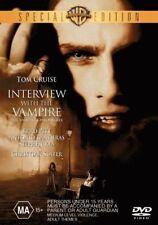 INTERVIEW WITH THE VAMPIRE CHRONICLES (Tom CRUISE Brad PITT) Horror DVD Region 4