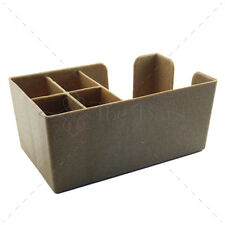 Bar caddy porta tovaglioli cannuccie bar Wood -  attrezzature barman B001WD