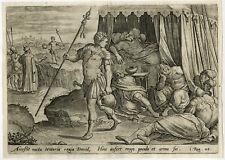 Antique Print-RELIGION-DAVID-Francken-1579