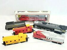 Bachman HO Train Lot 3 Locomotives 3 Cabooses 7 Freight Cars
