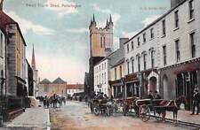 Portarlington, County Laois, Ireland, French Church Street, Vehicles c 1902