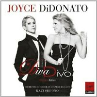 "JOYCE DIDONATO ""DIVA - DIVO"" CD NEU"