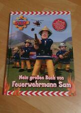 *  Mein großes Buch von Feuerwehrmann Sam * gebundenes Bilderbuch für Kinder  *
