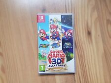 New listing Super Mario 3D All-Stars for Nintendo Switch