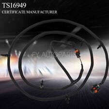 FY MOTOR Fog Light Wiring Harness LH Left RH Right for Dodge Ram 1500 2500 3500