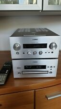 Yamaha PianoCraft R-840 Receiver mit dem DVD-840 Player