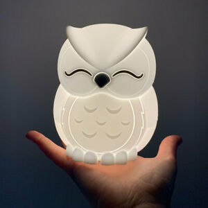 NEW LED Touch Lamp Owl | FREE Shipping