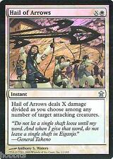 MTG - SOK - Hail of Arrows - Foil - NM