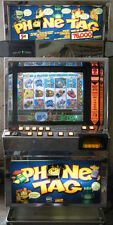 "IGT I GAME VIDEO ""PHONE TAG"" SLOT MACHINE (COINLESS) (TICKET PRINTER)"