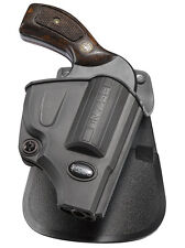 Fobus 357ND Paddle Holster for most S&W 5-shot J Frame .357 & .38 S&W special +P