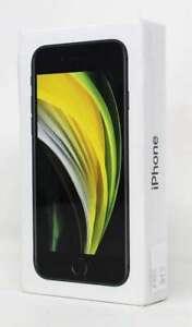 New Sealed Apple iPhone SE - 64GB - Black - Unlocked - 12 Month Apple Warranty!