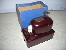 Dux Kino Modell 44 Bakelit Gehäuse - 50er Jahre mit Uhrwerk