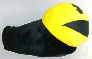 Pac-Man Warm Lined Slippers Women's Size 6/7, Years 12/16, 24/25 cm Bandai Namco