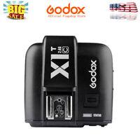 Godox X1T-C 2.4G TTL Wireless Flash Speedlite Trigger Transmitter For Canon US