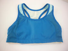 New Balance Dry Sports Bra sz Small racerback keyhole cutout medium impact mesh