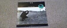 "U2 ONE TREE HILL ISLAND AUSTRALIA ONLY PS 45 7"" 1988 w/ INSERT VERY RARE BONO"