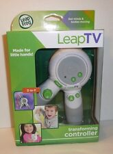 LeapTV Transforming Controller Made for Little Kid Hands 2-in-1 Game Device Leap