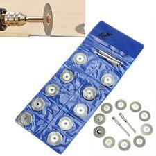 Rotary Tool Circular Saw Blades Cutting Wheel Discs Mandrel Cutoff 18mm