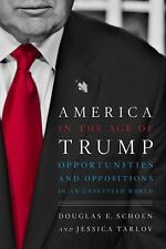 America in the Age of Trump : A Bipartisan Plan for What Needs to Be Done Now...