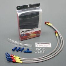 AC Performance Line Bolt-on Brake Hose Kit YAMAHA CYGNUS X 125 (NCX125)