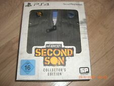 Infamous Second Son Collector's Edition-Ps 4 Neuf