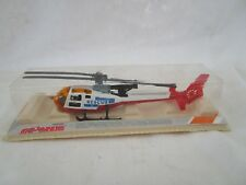 "Majorette 371 Helico ""Gazelle"" Helicopter In Case."