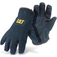 Caterpillar Cat Fleece Lined Jersey Work Gloves Large