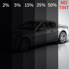 High UV Proof Nano Ceramic Film Car Home Window Tint 152*50cm Self-adhesive Deco