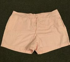Pink Shorts, Size 20
