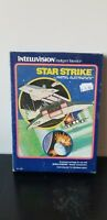 Star Strike for Intellivision - Complete in Box (CIB) - See Pictures