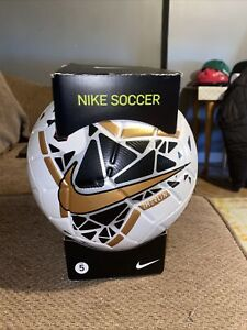 Nike Merlin ACC CONCACAF GOLD Official Match Soccer Ball Size 5 CK4593 100 $160