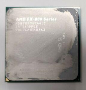 AMD FX-870K CPU FX-800 Series3.6 GHz 4-Core FD870KYBI44JC