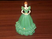 May Emerald Lady Birthstone Figure 1990 FM Save On Shipping