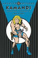 Tomo JACK KIRBY`S KAMANDI ARCHIVES VOL. 2 EN INGLES