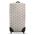 Colourful Polka Dot Design Caseskinz Case Cover SUITCASE NOT INCLUDED