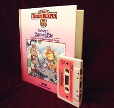 Teddy Ruxpin THE FADED FOBS Book & Tape cassette