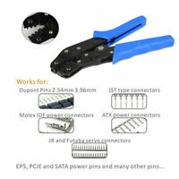 SN-28B Pin Crimping Insulated Terminal Crimper 2.54mm 3.96mm 28-18AWG 0.1-1.0mm²