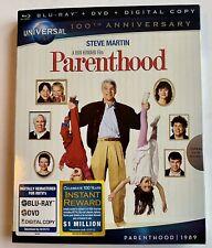 Parenthood (Blu-ray/DVD, 2012, 2-Disc Set) NO DIGITAL COPY