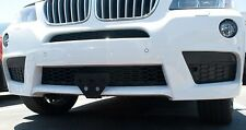 2010-2014 BMW X3 M Sport  - Removable Front License Plate Bracket Holder