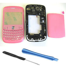 Fascia Housing Battery Cover Screen Lens Keypad For Blackberry 8520 Pink Tools
