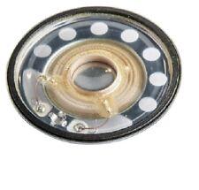 Altoparlante ricambio ELVOX 8 ohm per telecamera 0559 originale R233