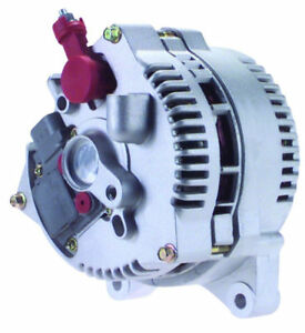 Heavy Duty High Output 250 Amp NEW  Alternator Ford F Series p/up E Series Van