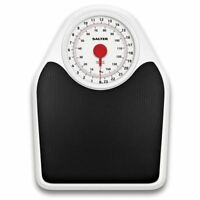 Salter Doctor Style Mechanical Bathroom Weighing Scales with Easy Large Dial 145