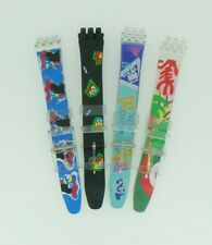 Swatch Resin 14mm Colour Pattern Watch Strap