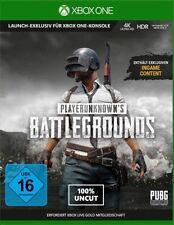 Playerunknown's Battlegrounds (Microsoft Xbox One, 2017)