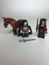 Lord of the Rings Hobbit Minifigure Medievil Eomer Rohan Orc 9471 9474 Lego N9