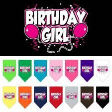 Mirage Pet Products - Birthday Girl Dog Bandana