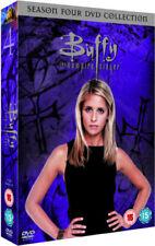 Buffy the Vampire Slayer: Season 4 DVD (2006) Sarah Michelle Gellar