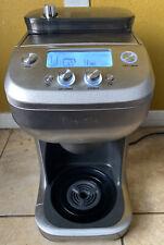 Breville Grind Control Coffee Maker Machine Grinder BDC650BSS Stainless Steel
