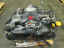 2002-05 Subaru Legacy Forester 2.0L Engine Instead of 2.5L EJ253 JDM EJ203 Sohc